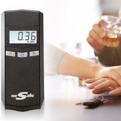 Testeur d'Alcool | AT-K5 Plus