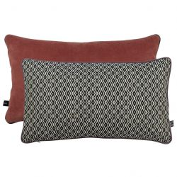 Two-Toned Boudoir Cushion Atelier | 359