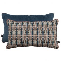 Two-Toned Boudoir Cushion Atelier | 4