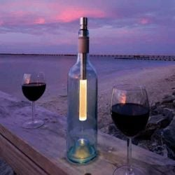 Bottlelight Lamp Stick