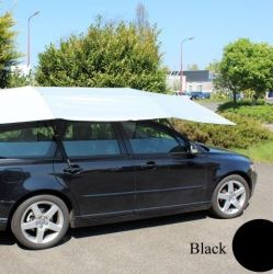 Automatic Car Umbrella | Black