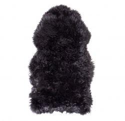 New Zealand Sheepskin Pelt | Black