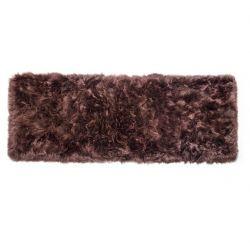 Sheepskin Rug Long | Brown