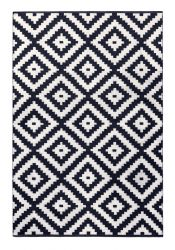 Indoor/Outdoor PET Rug Ava | Dark Blue