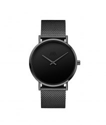 Unisex Watch Mani | Schwarz & Schwarz