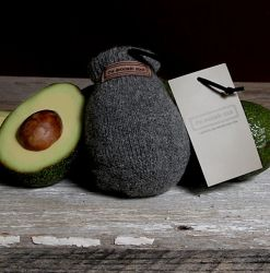 Avocado Sock | Olive