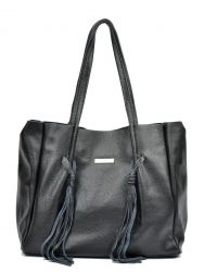 Shopper Bag N°1165 | Black