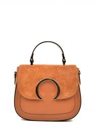 Handtasche N°3108 | Cognac