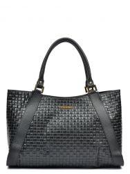 Handtasche N°8031 | Schwarz
