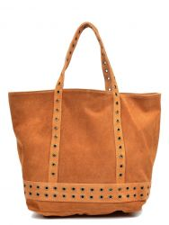Shopper Bag N°8075 | Cognac