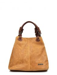 Shoulder Bag N°841 | Cognac