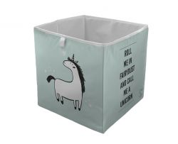 Storage Box Unicorn in Field