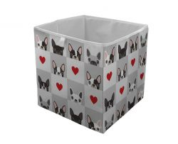 Storage Box Which Frenchie in Love