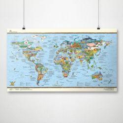 Worldmap | Travel Map