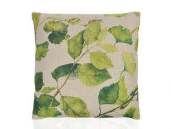 Pillow Leaves 45 x 45 cm | Green