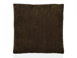 Corduroy Cushion | Dark Brown