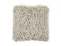 Mongolian Cushion 45 x 45 cm | Beige