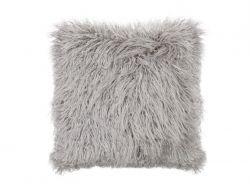 Mongolian Cushion 45 x 45 cm | Grey