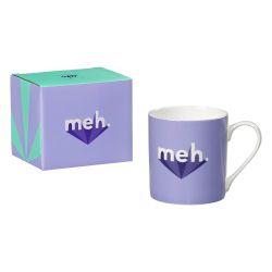 Ceramic Mug | Meh