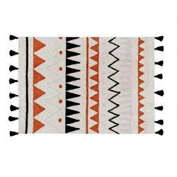 Rug Azteca | Terracota