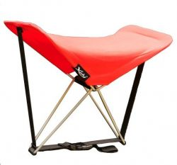Foldable Beach Stool Y-ply | Red