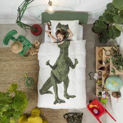 Bettbezug Dinosaurus