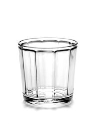 Wasserglas H 9 cm Surface | 4er-Set