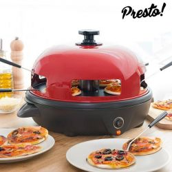 Mini Electric Pizza Oven