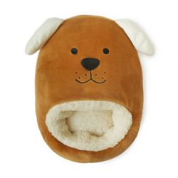 Foot Warmer Woof | Brown