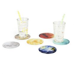 Coaster Planets Set of 6