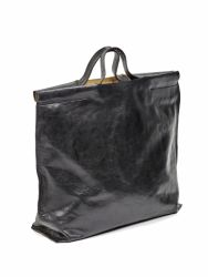 Shopper | Leather | Black