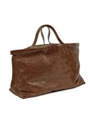 Shopper XL | Leather | Cognac