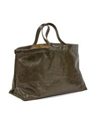 Shopper XL | Leather | Green