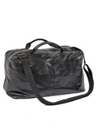 Weekend Bag | Leather | Black