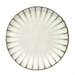 Teller Inku | Weiß