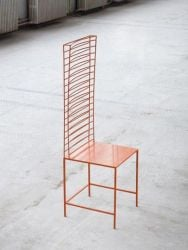 Ciniglia Hocker Orange