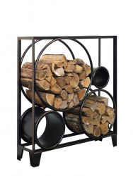 Firewood Holder S | Black