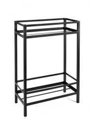 Plant Stand S 65x30x90 cm | Black