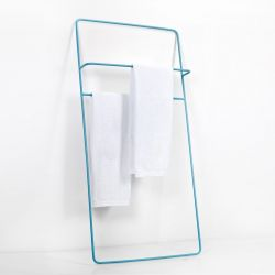 Towel Rack Low Juno | Blue