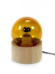Full Moon Lamp Studio Simple | Ambre