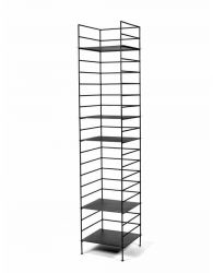 Wandregal Issa H184 cm