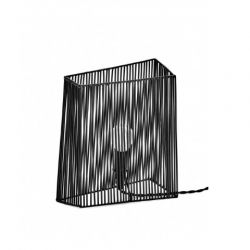 Wall / Table Lamp | Ombre Black