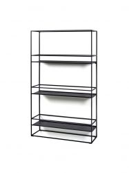 Shelf Display L | Black