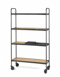 Trolley James Big | Black