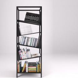 Bookcase My Library | Black