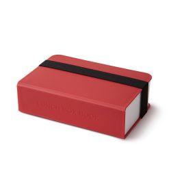 Boîte à Lunch Livre | Rouge