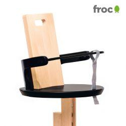 Froc Baby Set | Schwarz