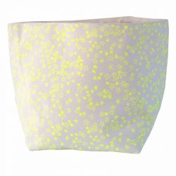 Storage Bag Yellow Stars | Large