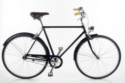 Bike Bacio 3 Speed Uomo | Shiny Black