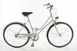 Bike Bacio 3 Speed Donna | Grey